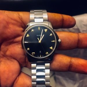 Brand new men's gucci watch